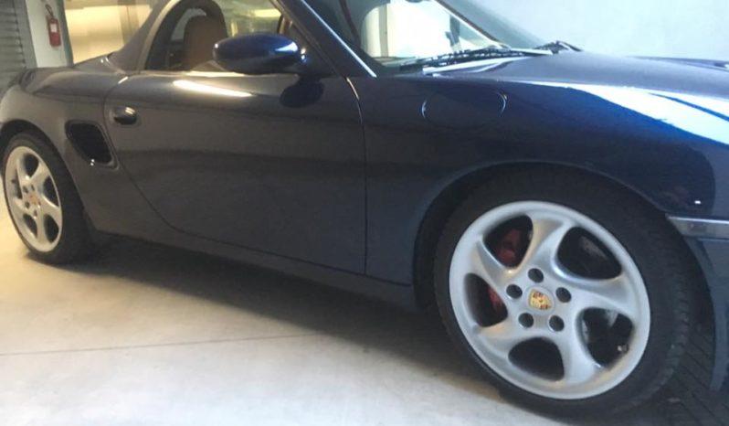 Usato Porsche Boxster 2001 completo