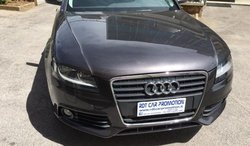 Usato Audi A4 Avant 2009 completo