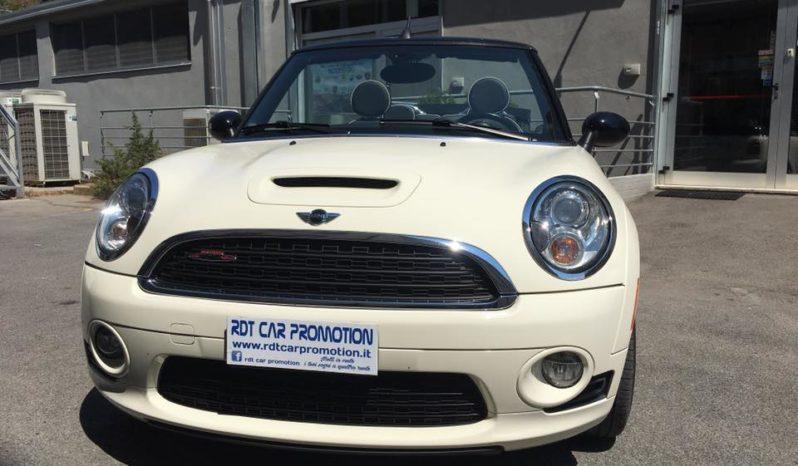 Usato Mini Cooper S Cabrio 2011 completo