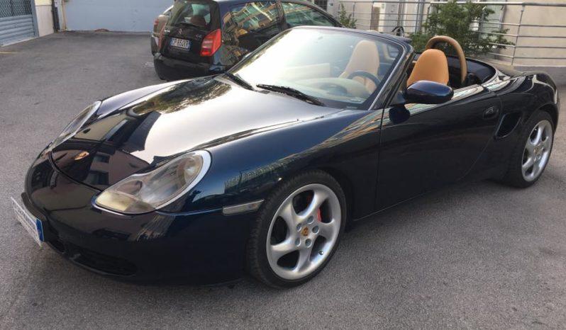 Usato Porsche Boxster 2000 completo
