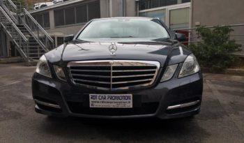 Usato Mercedes-Benz E 220 2011 completo