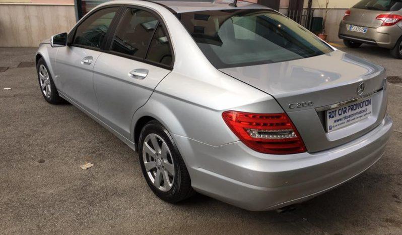 Usato Mercedes-Benz c 200 2013 completo