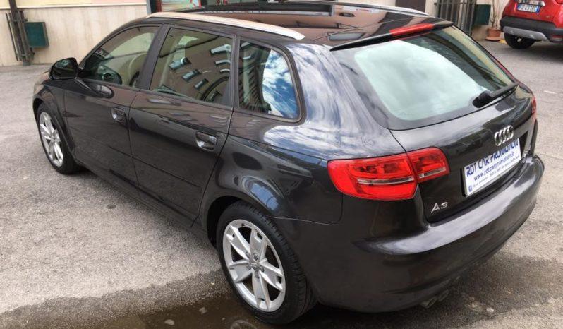 Usato Audi A3 2010 completo