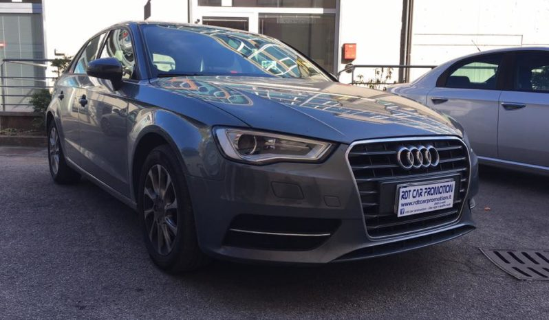 Usato Audi A3 Sportback 2014 completo